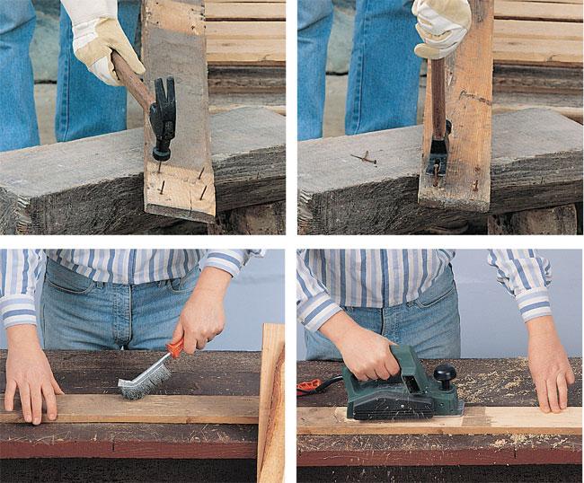 Costruire un tavolino da esterno con i bancali  Blog di Deni Niagara