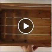 Come creare una mensola di design!   Video Tutorial