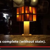 Lampada con Pallet | Video Tutorial