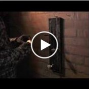 Creare un porta candele legno di recupero e cucchiai | Video Tutorial